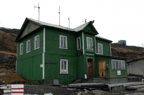 Büro des Hafenmeisters