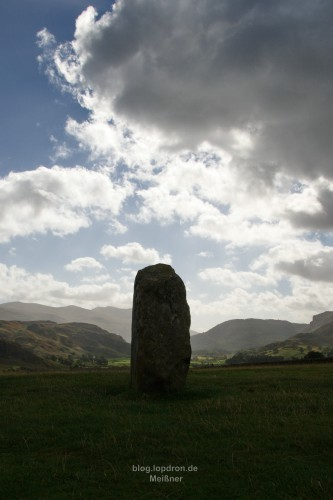 Steinkreis bei Keswick