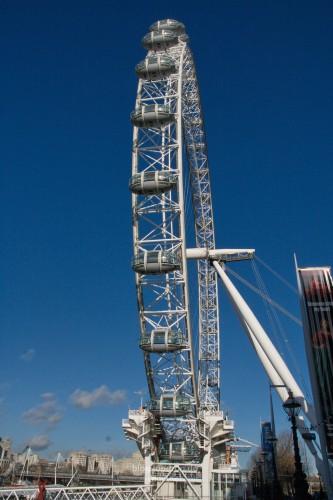 "Riesenrad ""London Eye"""