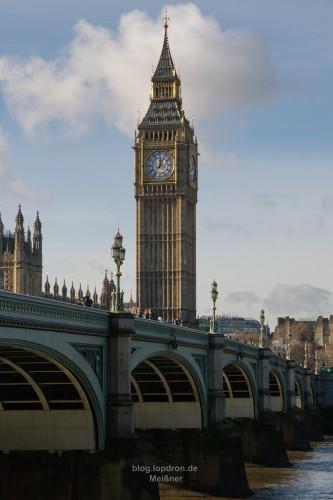 Big Ben und das Parlament
