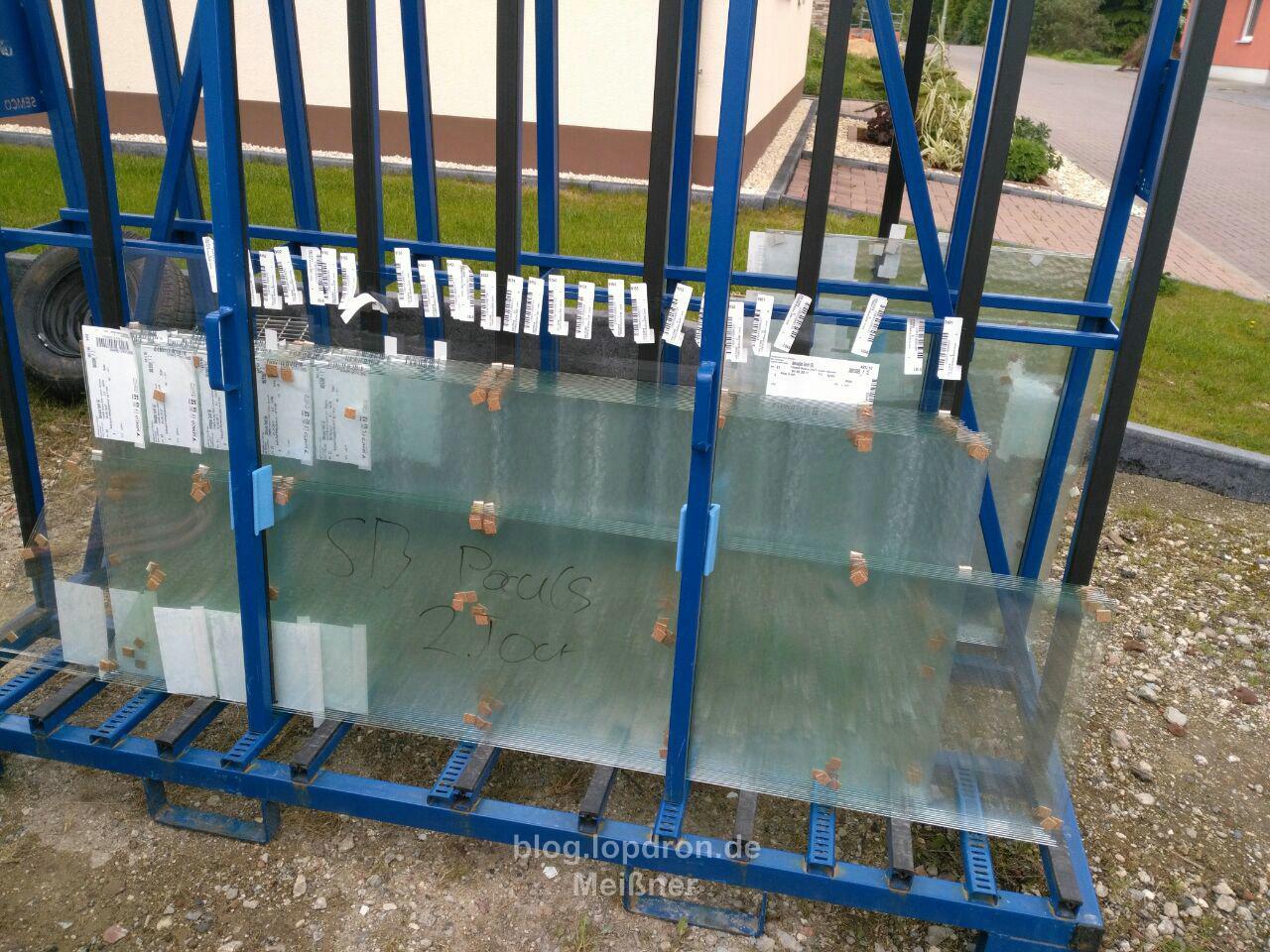 Ein Gewachshaus Entsteht Teil 2 Projekt Landeier